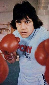 Alfredo Evangelista boxer