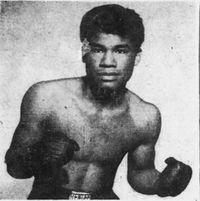 Eusebio Hernandez boxer