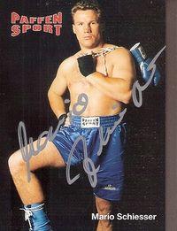 Mario Schiesser boxer