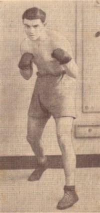 Jack Hyams boxer