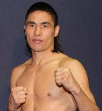 Khabir Suleymanov boxer