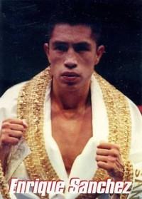 Enrique Sanchez boxer