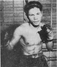 Al Villafarra boxer