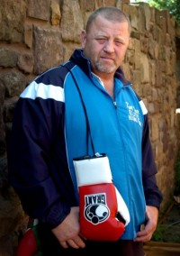 Karl Ince boxer