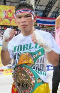 Suriyan Kaikanha boxer