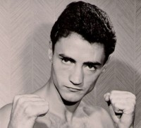 Steve Boyle boxer