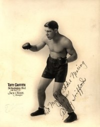 Tuffy Griffiths boxer