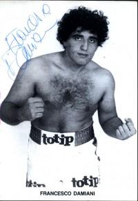 Francesco Damiani boxer