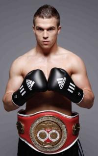 Dominik Britsch boxer