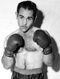 Mongo Luciano boxer