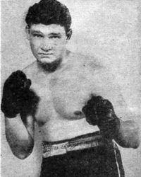 Curt Kennedy boxer