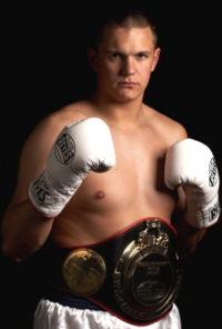 Andrzej Wawrzyk boxer