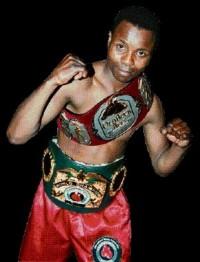 Zolile Mbityi boxer