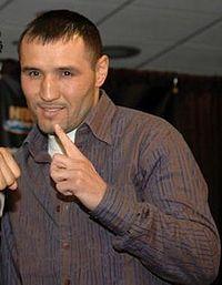 Muhammadqodir Abdullaev boxer