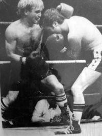 Bobby McDermott boxer