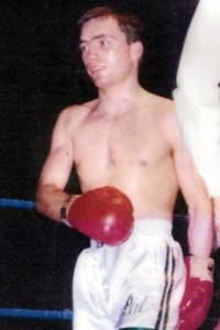 Pat Doherty boxer