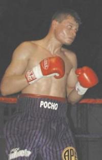 Roberto David Arrieta boxer