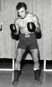 Fernand Marcotte boxer