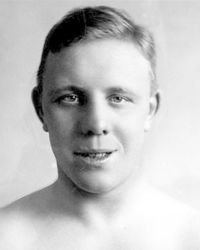 Harry Reeve boxer