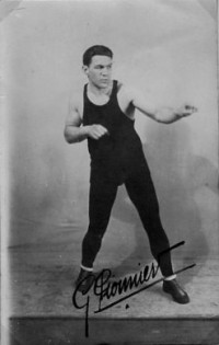 Gabriel Pionnier boxer