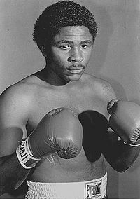 Greg Page boxer