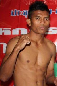 Ricky Manufoe boxer