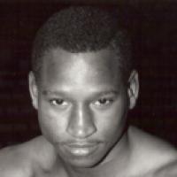 Mark Holmes boxer