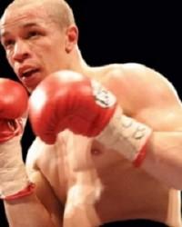 Carl Johanneson boxer