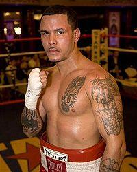 Gabriel Bracero boxer