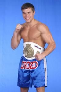 Grigory Drozd boxer