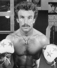 Rene Weller boxer