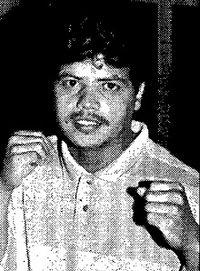 Angel Vargas boxer