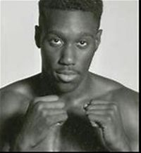 Frank Montgomery boxer