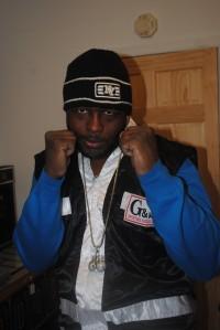 Ernest Mateen boxer