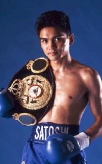 Satoshi Iida boxer