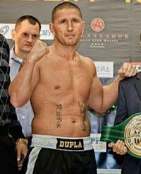 Laszlo Hubert boxer