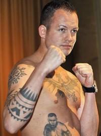 Viktor Szalai boxer