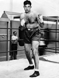 Ray Impelletiere boxer