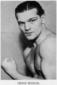 Heinz Seidler boxer