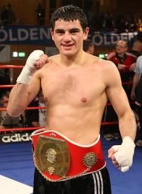 Billi Facundo Godoy boxer