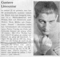 Gustave Limousin boxer