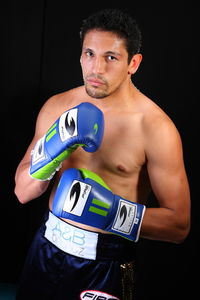 Marcos Reyes boxer