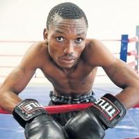 Lwandile Sityatha boxer