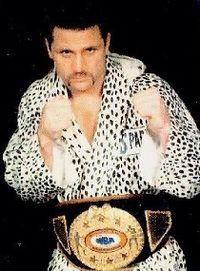 Terry Davis boxer