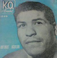 Antonio Aguilar boxer