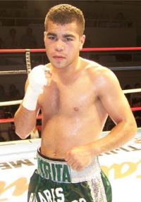 David De La Mora boxer