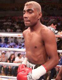 Nery Saguilan boxer
