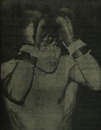 Isidoro Cabeza boxer