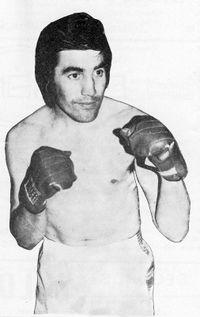 Rodolfo Sanchez boxer