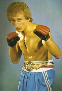 Laurent Grimbert boxer